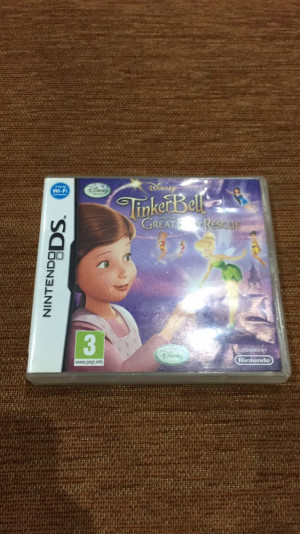 TinkerBell NINTENDO DS game