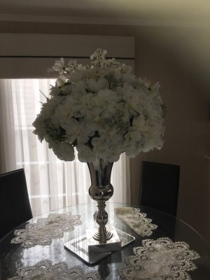 Made to order all different sizes all different colours beautiful flower arrangement