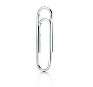 a paperclip for a pen