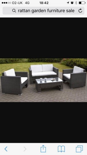 rattan furniture free!