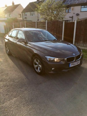 BMW 320D Dynamic Efficiency