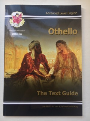 Othello Study Guides - A Level English Literature