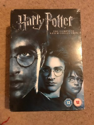 Harry Potter complete film collection