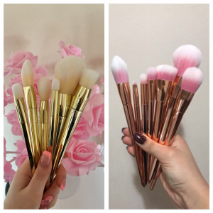Make up brushes!