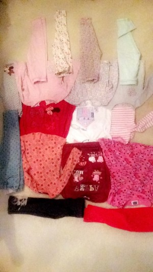 1 1/2 to 2 years girls clothes