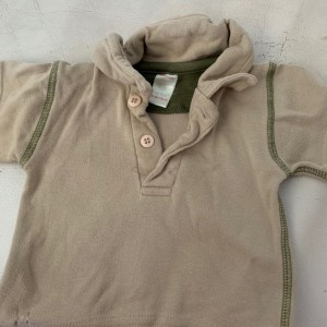 Baby boys polo shirt size 0-3 months