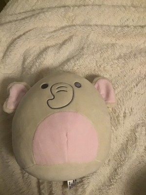 A elephant squishmallow