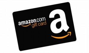 Amazon gift card with £350 spends
