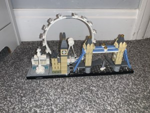 Lego Architecture London Set (Complete with all parts and manual)