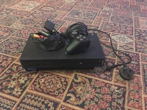 Sony PS2 Outfit - Spares or Repair