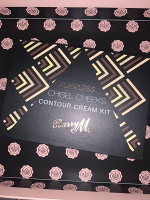 Barry M Contour Creme Kit