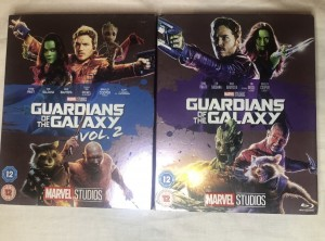 Guardian of the galaxy vol 1&2
