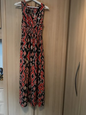 Marks and Spencer (M&S) maxi dress
