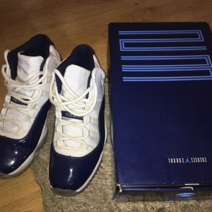 Air Jordan 11 with original box