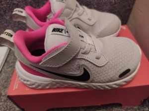 baby Nike trainers