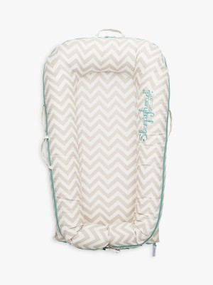 Sleepyhead Deluxe+ Silver Lining Baby Pod, 0-8 months