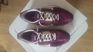 Nike Ladies Trainers - size 38