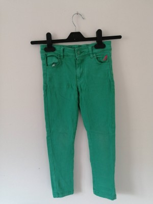 Kangol green Girls jeans