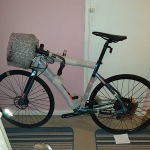 Carrera Electric Bike. Brand new with no mileage. Unwanted gift