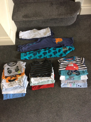 Boys clothes for one year old