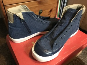 Mike vintage blazers size 6.5, worn once