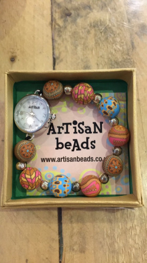 New Artisan Beads Watch