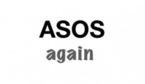 ASOS surplus items. Some brand new, some hardly worn