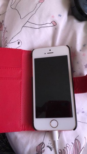 Selling a iPhone 5s 16GB Few months old, always been in a case Comes with box, hear phones, case charger lead In great condition only asking for £100. Buyer must pick up from Burnley