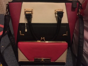 bag and purse new look