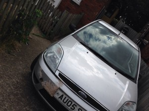 Ford Fiesta no mot good engine everything works needs good home needs some tlc but drives fine needs window on pass side