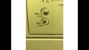 washing and drying machine