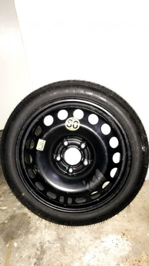 SPARE TYRE!!