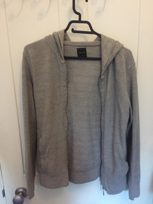 Zara Mens Jacket Large Good Condition