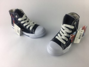 BRAND NEW BOYS SPIDER-MAN TRAINERS
