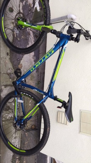 Mountain bike Carrera hell cat limited edition