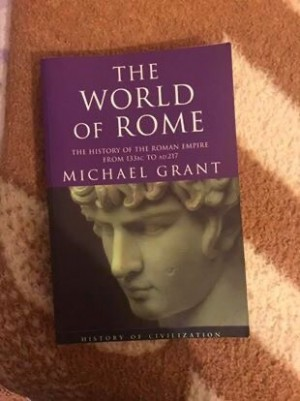 The world of Rome book