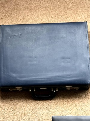 Antique Brief Case