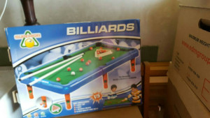 child   small pool table