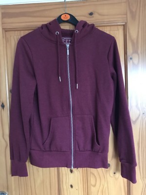 Women's Burgundy Jumper