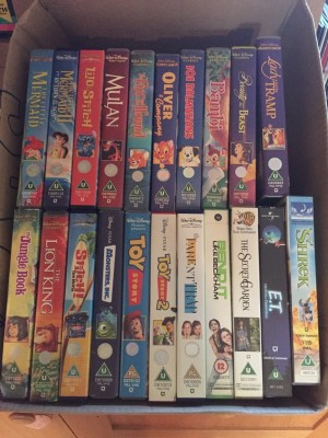 Disney Classics - Videos - Job Lot