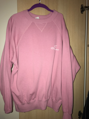 Pink Champion Jumper