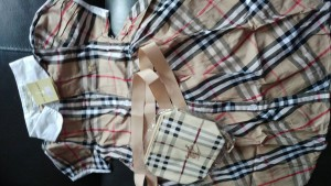 burberry kids dresses 9 mnth - 2 year.