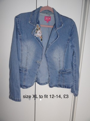 lady clothes size 12-14