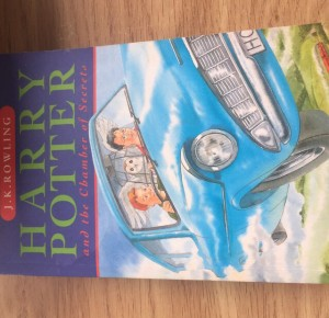 FIRST EDITION 1998 HARRY POTTER BOOK