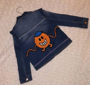 Mr mean Jean jacket