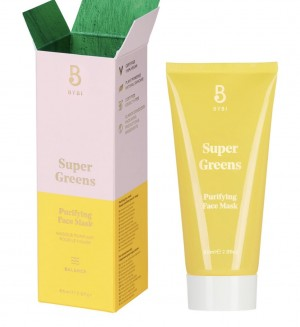 Bybi - Super Green Purifying Face Mask 60ml