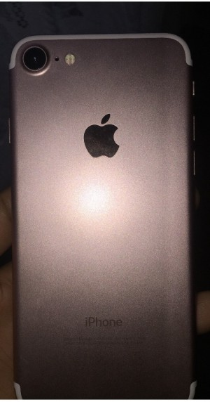 IPHONE 7 | GOOD AS NEW| 128GB| ROSE GOLD