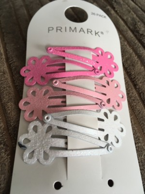 Girls beautiful hair clips