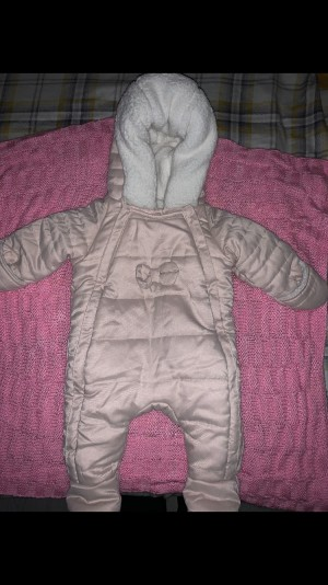 Bundle off beautiful baby girls coats/clothes