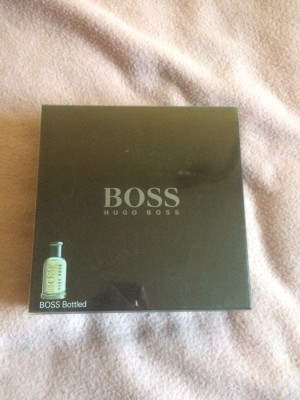 Hugo Boss 2 piece toiletries Gift Set